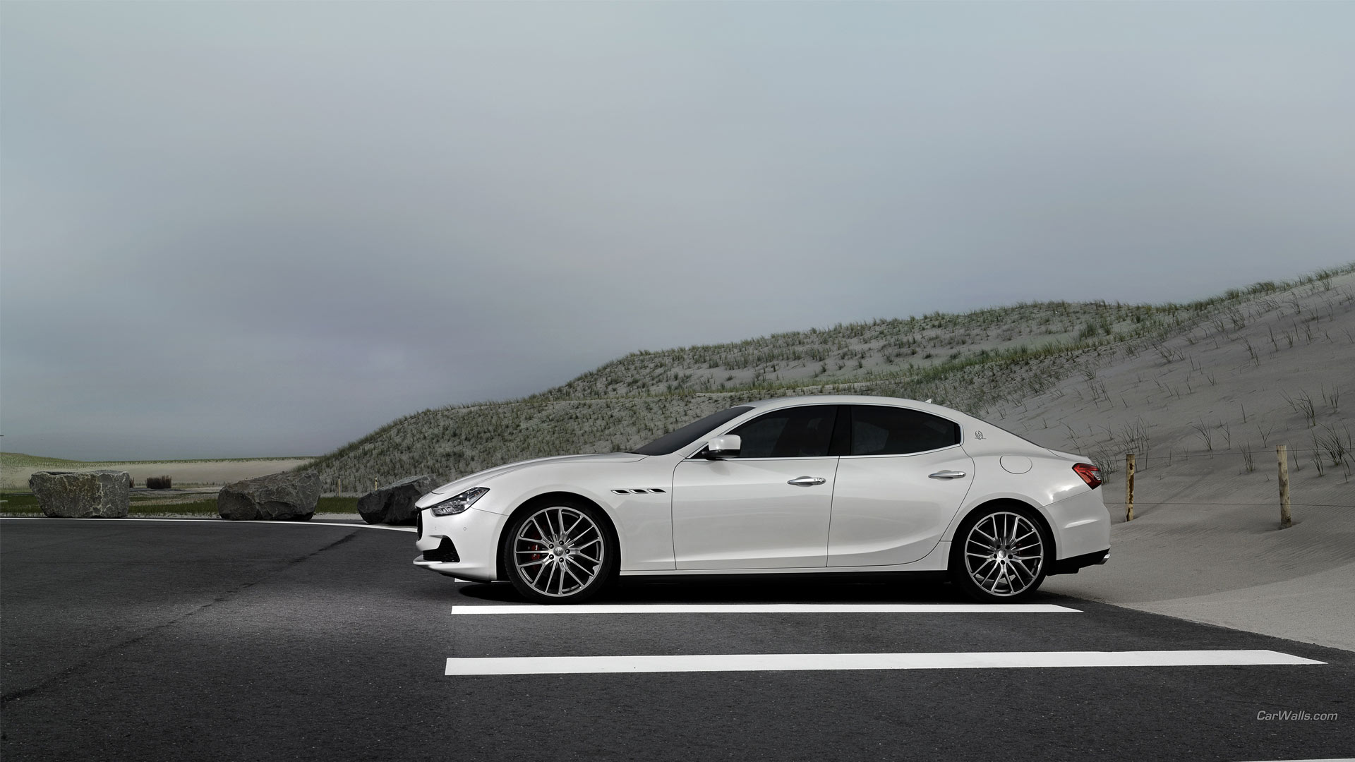 Maserati Ghibli Full HD Wallpaper and Background Image ...