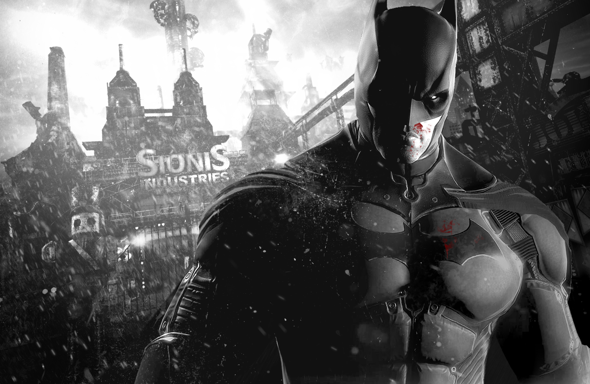 102 Batman Arkham Origins Hd Wallpapers Background Images