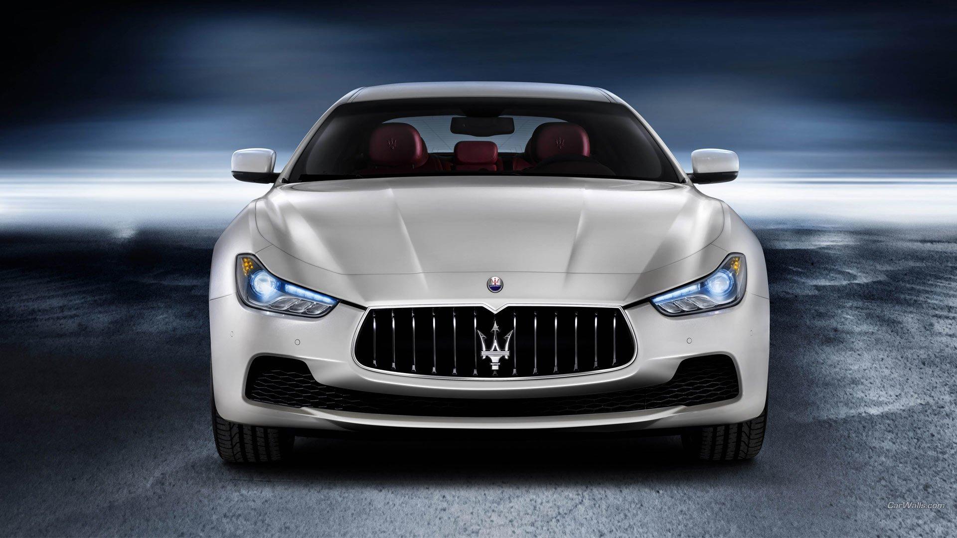 Vehicles - Maserati Ghibli  Wallpaper