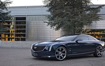 Vehicles - 2013 Cadillac Elmiraj Concept Wallpapers and Backgrounds ID : 450525