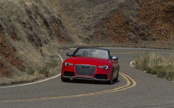 Vehicles - 2014 Audi RS5 Cabriolet Wallpapers and Backgrounds ID : 450559