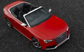 Vehicles - 2014 Audi RS5 Cabriolet Wallpapers and Backgrounds ID : 450566
