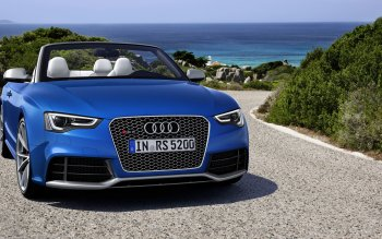 Vehículos - 2014 Audi RS5 Cabriolet Wallpapers and Backgrounds ID : 450575
