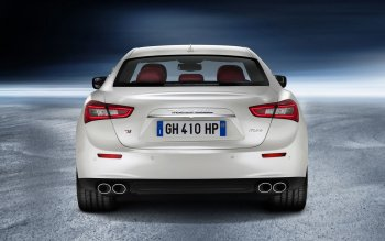 Fahrzeuge - 2014 Maserati Ghibli Wallpapers and Backgrounds ID : 450593