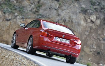 Vehículos - 2014 BMW 4-Series Coupe Wallpapers and Backgrounds ID : 450707