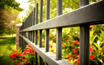 Man Made - Fence Wallpapers and Backgrounds ID : 450996