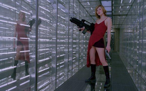Movie Resident Evil Milla Jovovich HD Wallpaper | Background Image