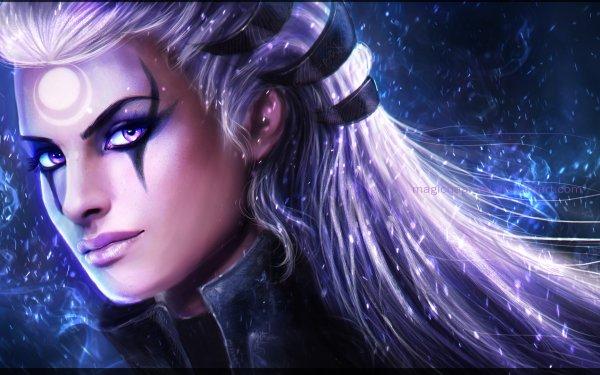 Videojuego League Of Legends Diana Fondo de pantalla HD | Fondo de Escritorio