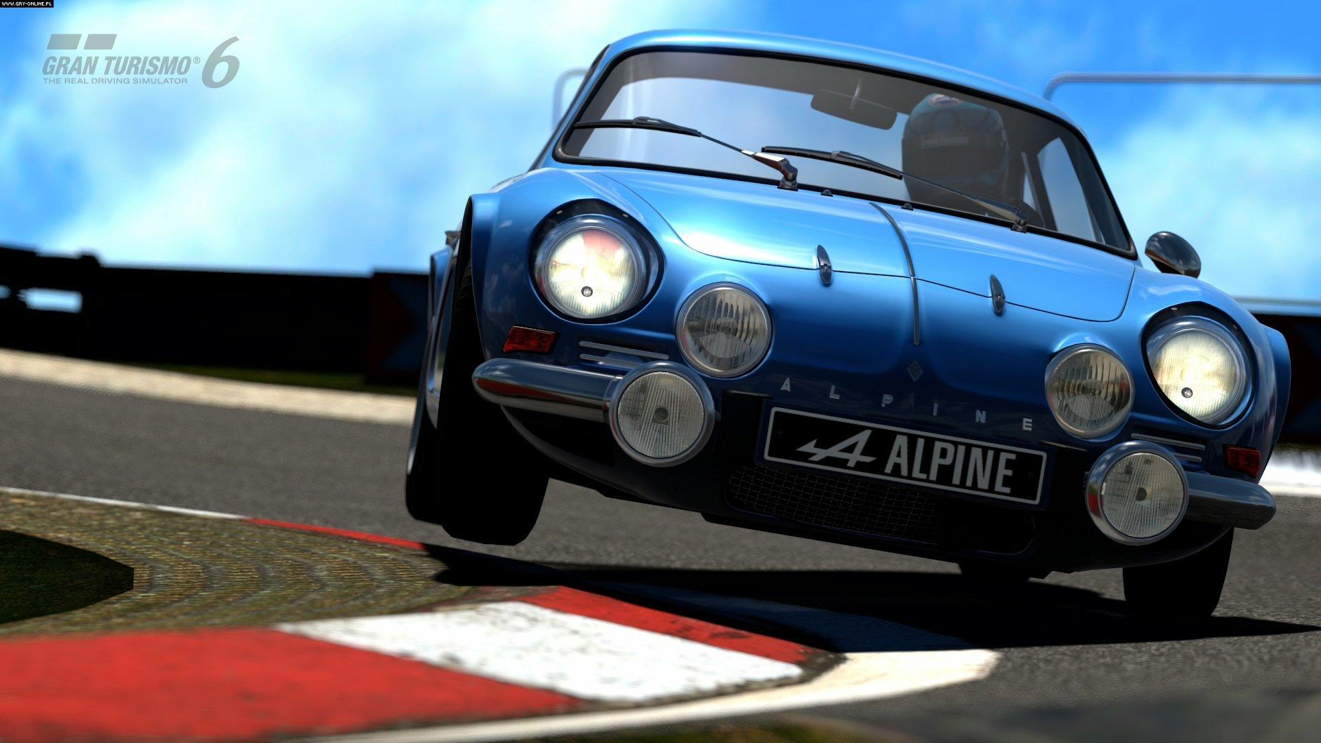 Gran Turismo 6 Hd Wallpaper Background Image 1920x1080