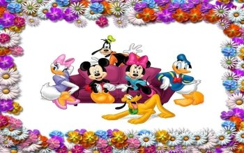 Cartoon - Mickey Mouse Wallpapers and Backgrounds ID : 452177
