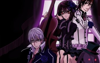 Аниме - Vampire Knight Wallpapers and Backgrounds ID : 452439
