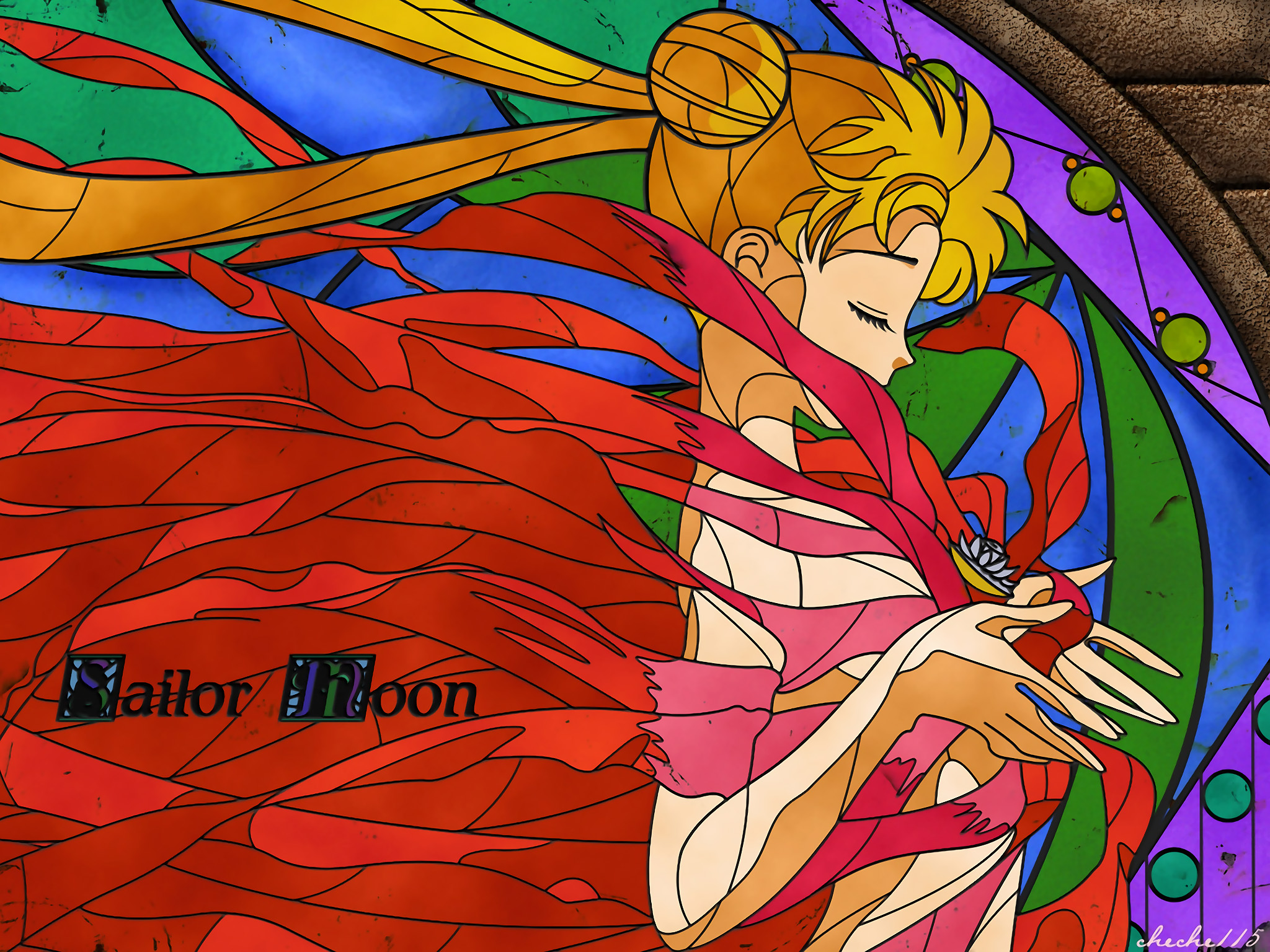 Sailor Moon HD Wallpaper | Background Image | 2048x1536 ...