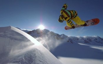 Sports - Snowboarding Wallpapers and Backgrounds ID : 453013
