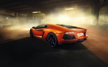 Fahrzeuge - Lamborghini Aventador Wallpapers and Backgrounds ID : 453034