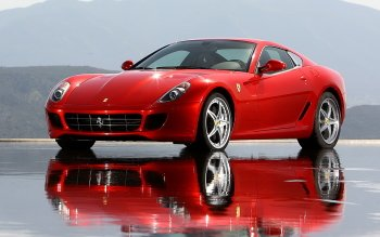 Ferrari 599 wallpaper