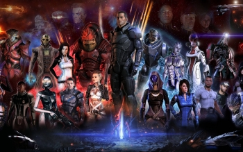 Video Game - Mass Effect Wallpapers and Backgrounds ID : 453676
