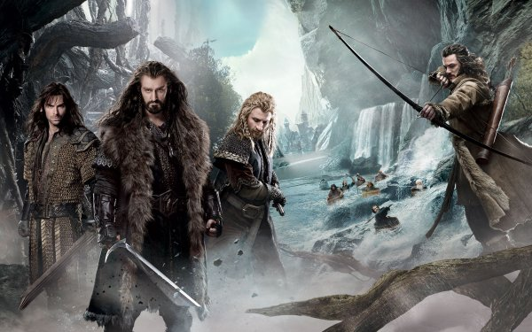 Movie The Hobbit: The Desolation of Smaug Thorin Oakenshield HD Wallpaper   Background Image