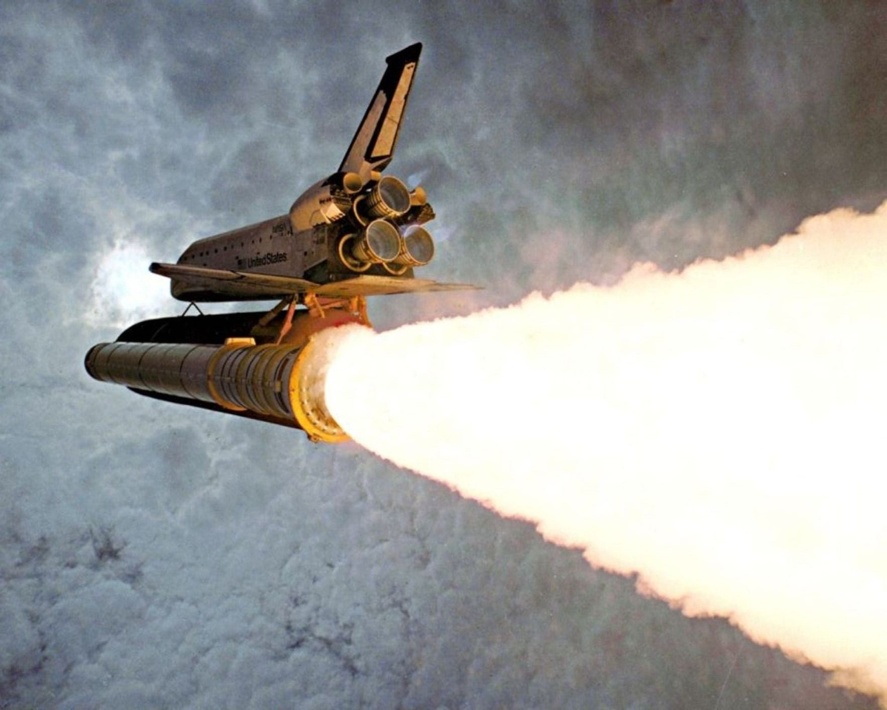Space Shuttle Wallpaper and Background | 1763x1411 | ID:455504