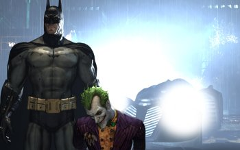 Video Game - Batman: Arkham Asylum Wallpapers and Backgrounds ID : 455986