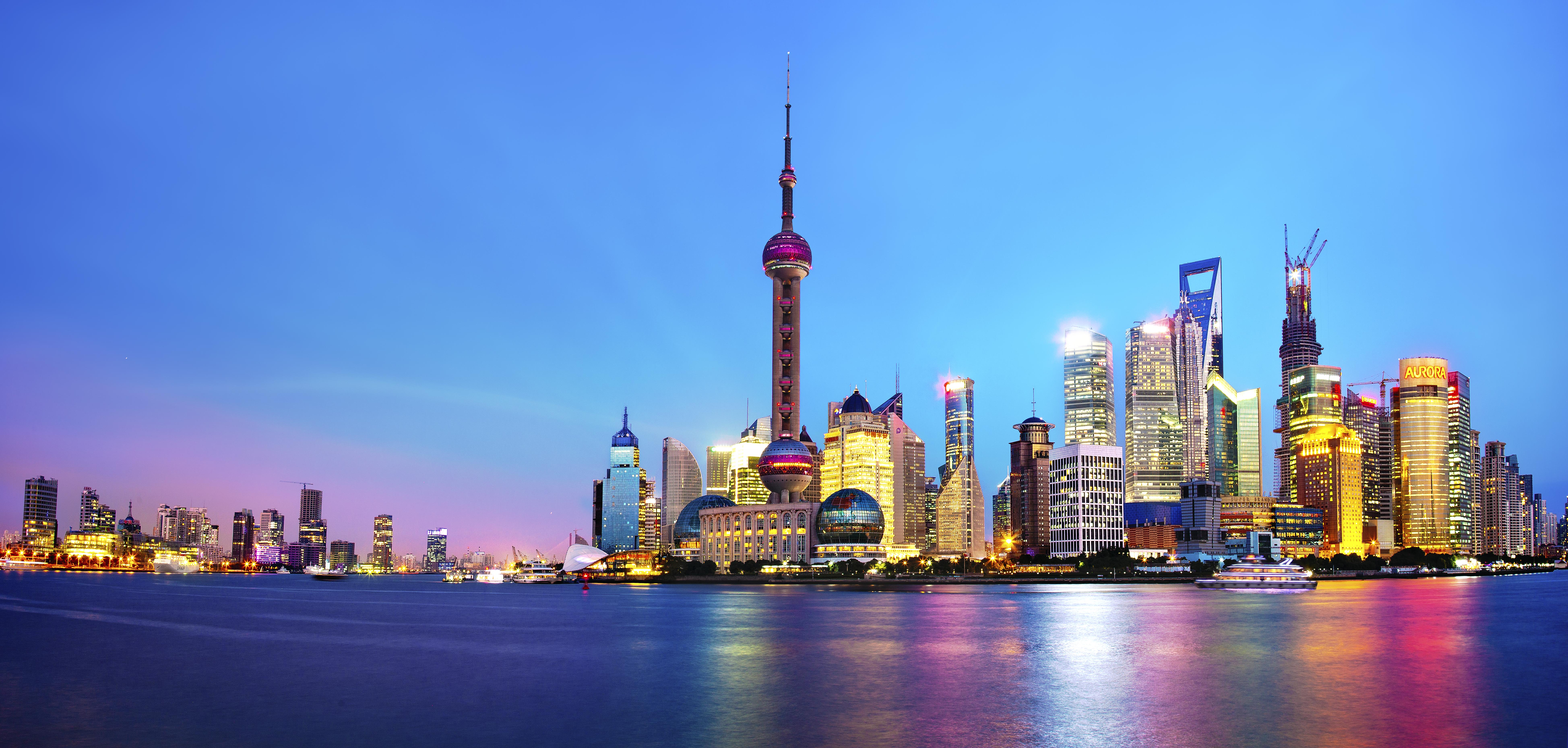 83 Shanghai HD Wallpapers | Backgrounds - Wallpaper Abyss