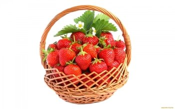 Alimento - Strawberry Wallpapers and Backgrounds ID : 456046