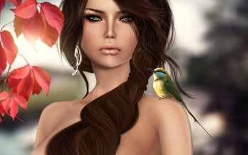 CGI - Women Wallpapers and Backgrounds ID : 456733