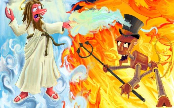 TV Show Futurama Zoidberg HD Wallpaper | Background Image