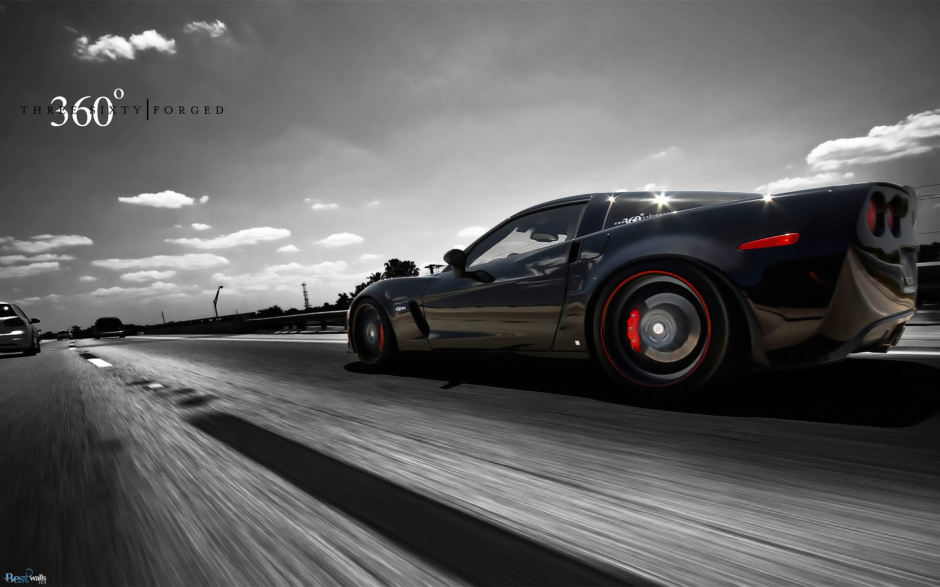1 2013 Chevy Corvette Z06 HD Wallpapers | Background ...