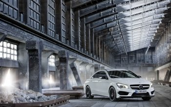 Veicoli - Mercedes-Benz Wallpapers and Backgrounds ID : 457111