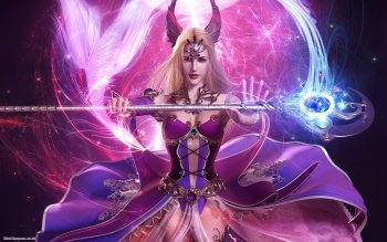 Fantasy - Women Warrior Wallpapers and Backgrounds ID : 457392
