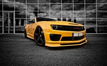 Fahrzeuge - Chevrolet Camaro Wallpapers and Backgrounds ID : 457727