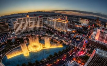 Man Made - Las Vegas  Wallpapers and Backgrounds ID : 458532