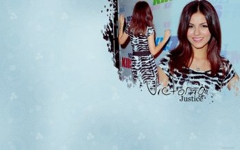 Celebrity - Victoria Justice Wallpapers and Backgrounds ID : 458861