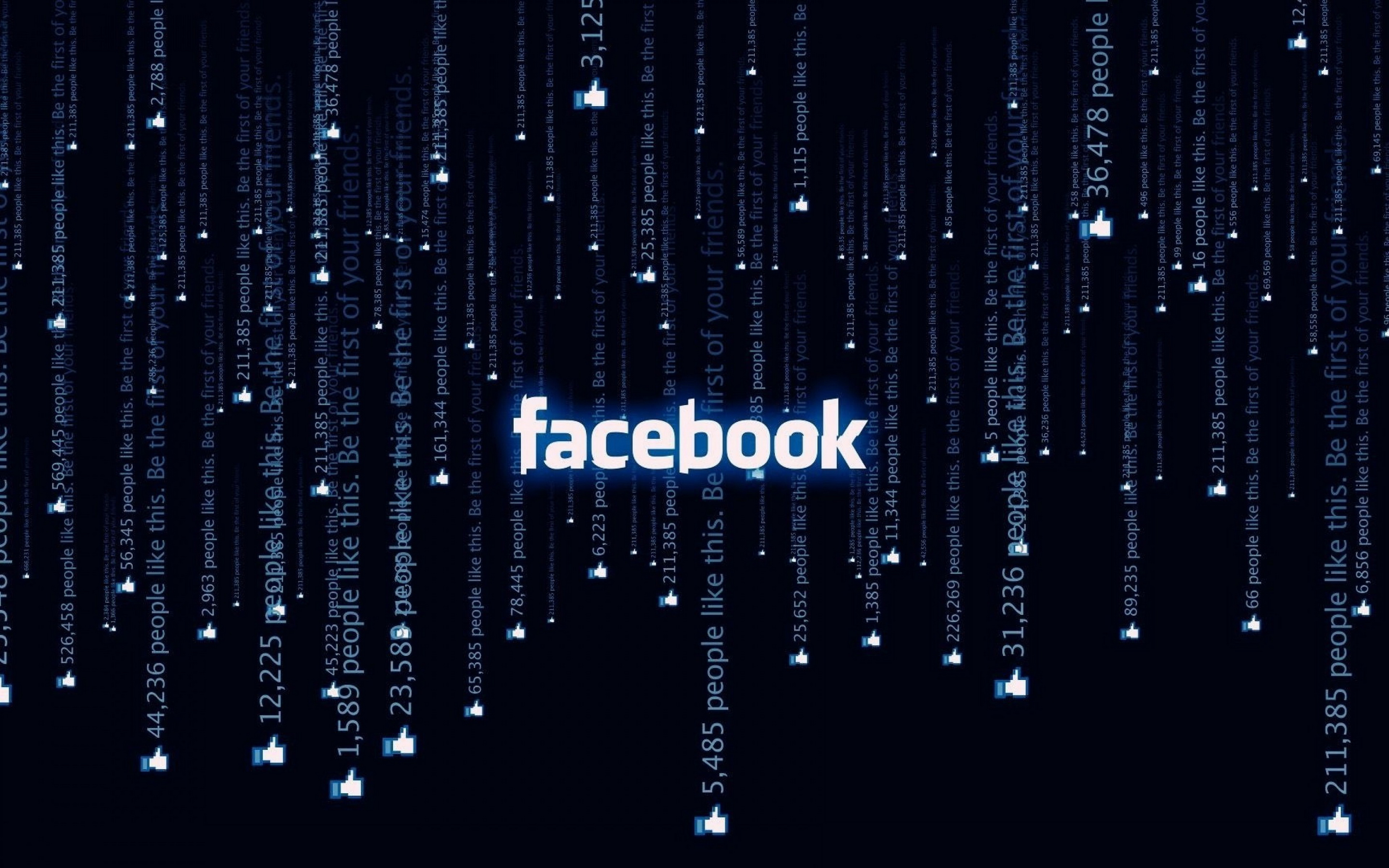 21 Facebook Backgrounds Social Networking Pictures: Facebook 4k Ultra HD Wallpaper