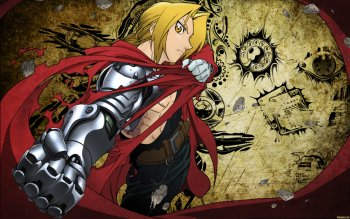 Anime - FullMetal Alchemist Wallpapers and Backgrounds