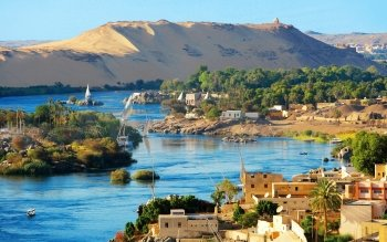 Man Made - Aswan Wallpapers and Backgrounds ID : 459236