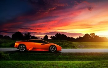 Vehicles - Lamborghini Wallpapers and Backgrounds ID : 459755