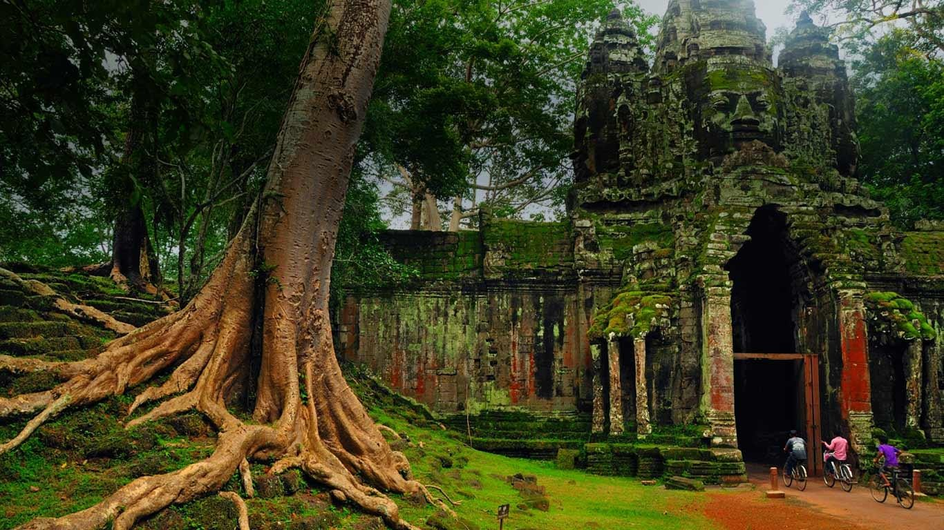 10 Cambodia HD Wallpapers | Background Images - Wallpaper Abyss