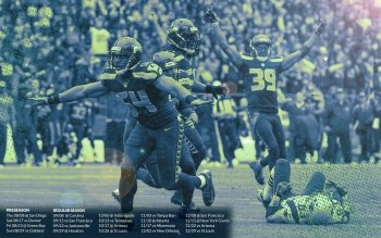 Deporte - Seattle Seahawks Wallpapers and Backgrounds ID : 460240