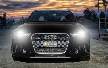 Vehicles - 2013 Audi RS6 By O.CT Tuning Wallpapers and Backgrounds ID : 460450