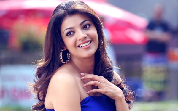 Kändis Kajal Aggarwal Skådespelerskor Indien Model Actress Woman HD Wallpaper | Background Image