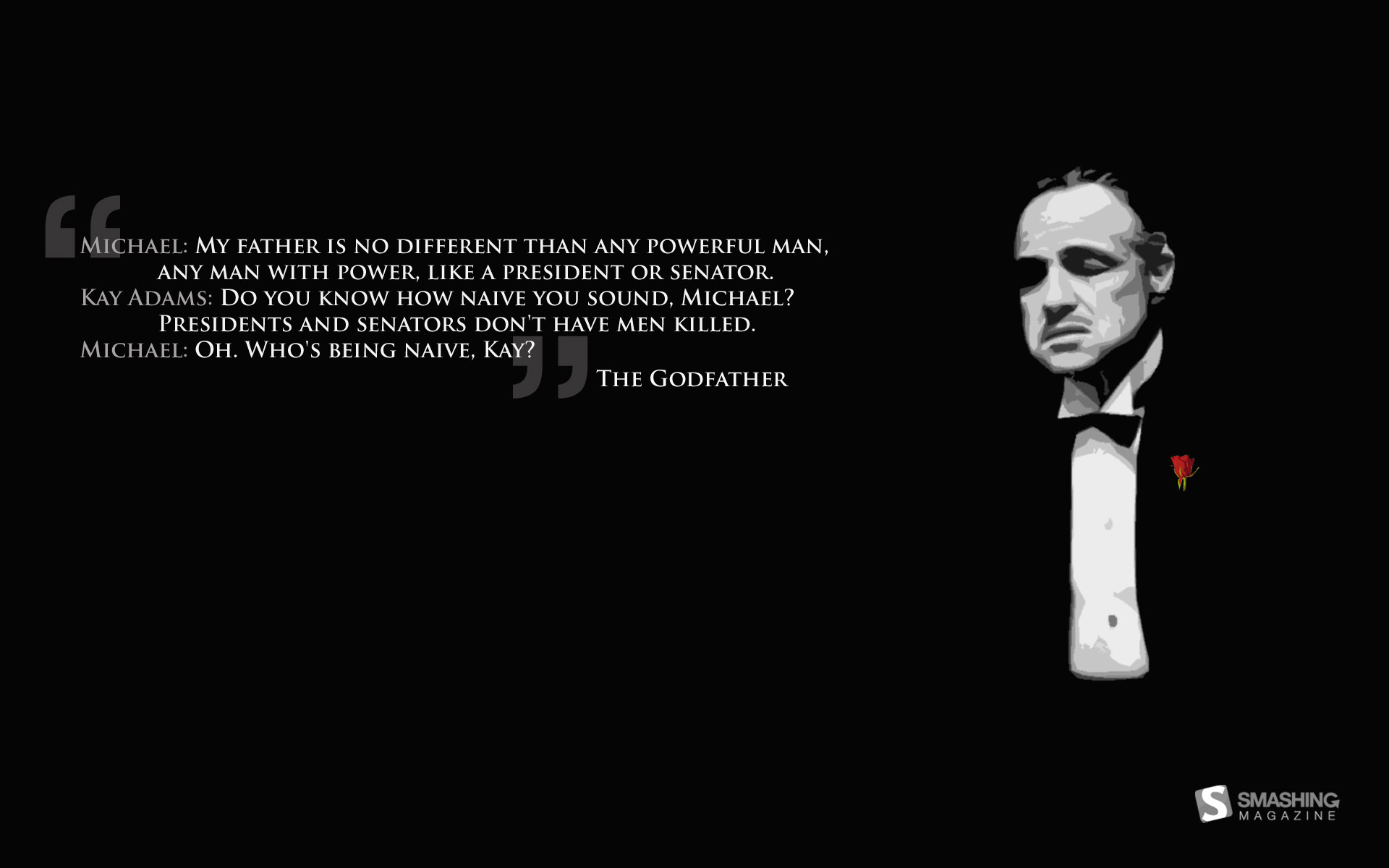 29 The Godfather HD Wallpapers | Backgrounds - Wallpaper Abyss