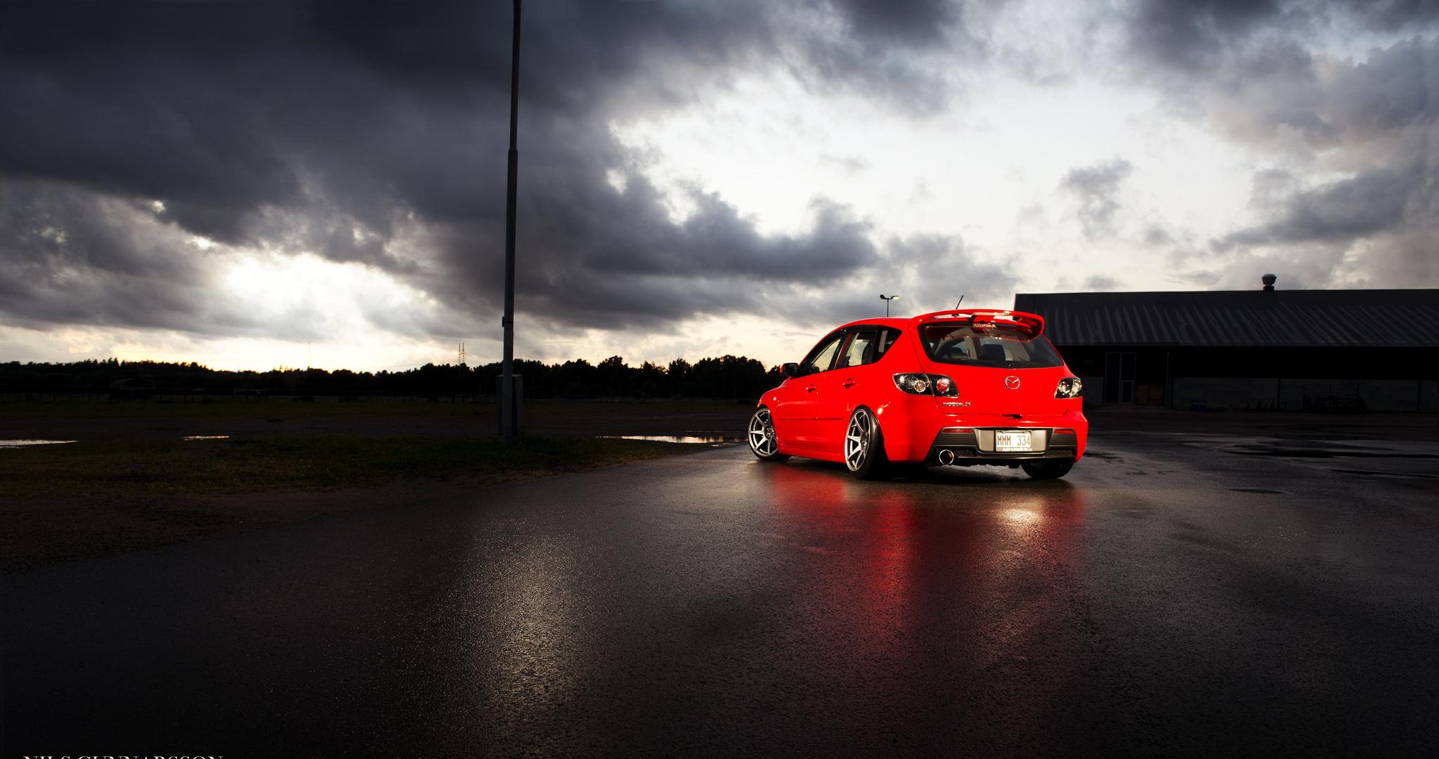 10 Mazda 3 Fondos De Pantalla HD