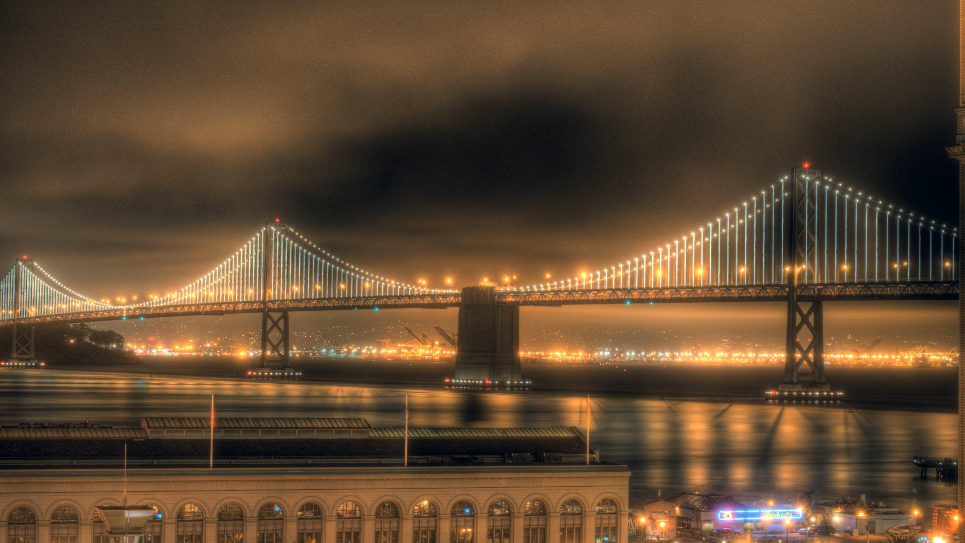 20 bay bridge hd wallpapers backgrounds wallpaper abyss - Bridge wallpaper hd ...
