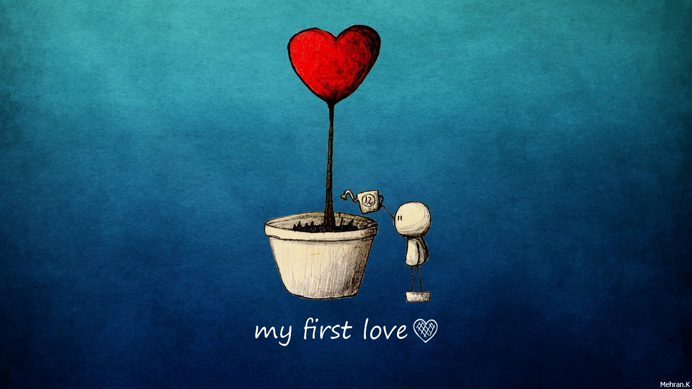 Love wallpaper and background image 1366x768 id 463163 - R z love wallpaper ...