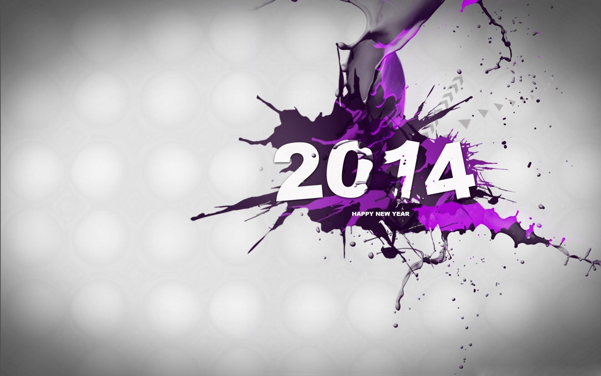 Wakacje - Nowy Rok 2014  Nowy rok Tapeta