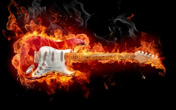 Musik - Gitar Wallpapers and Backgrounds ID : 464240