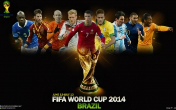 Sports - World Cup 2014 Wallpapers and Backgrounds ID : 464258