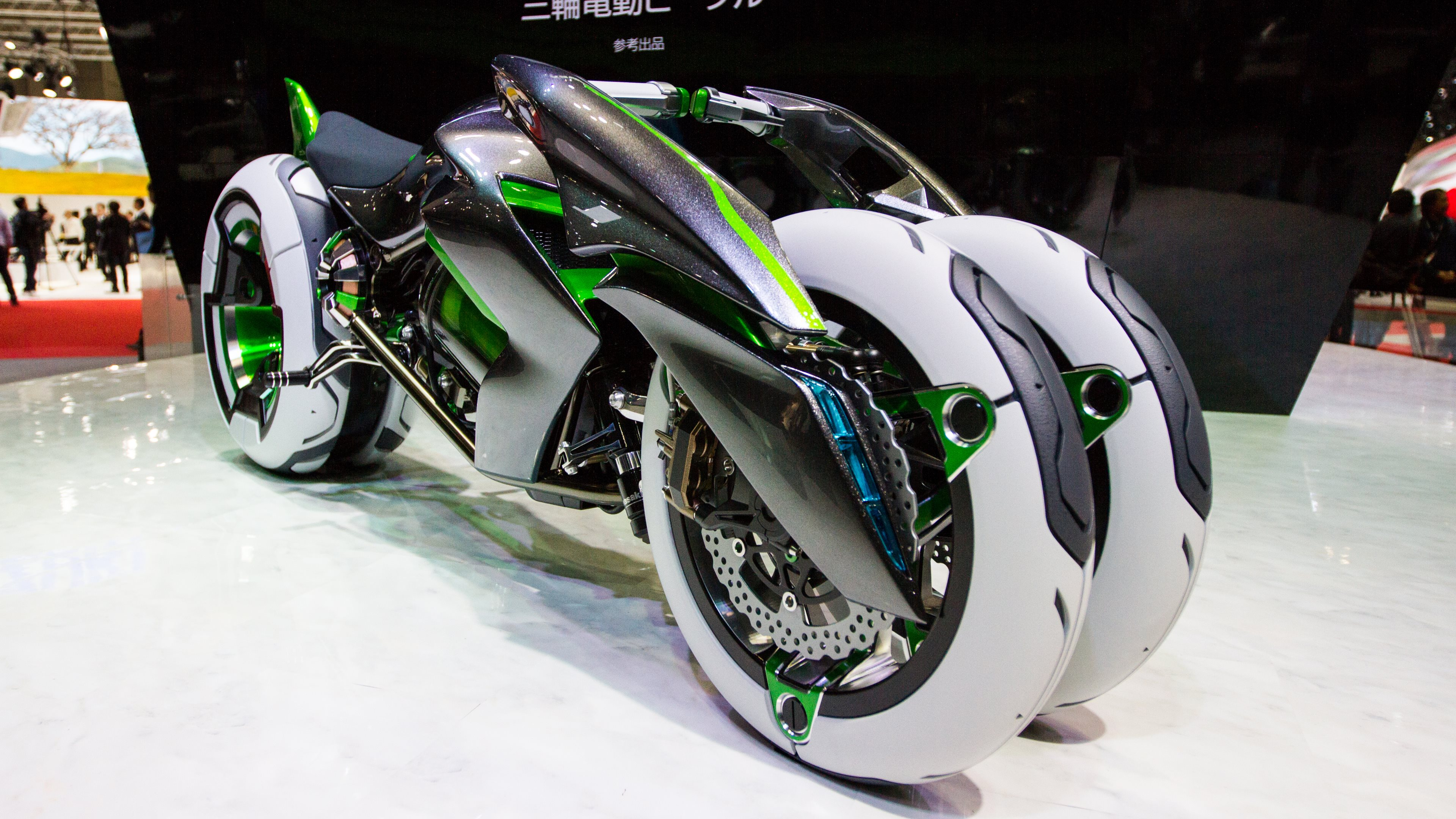 1 Kawasaki Electric J Hd Wallpapers Background Images