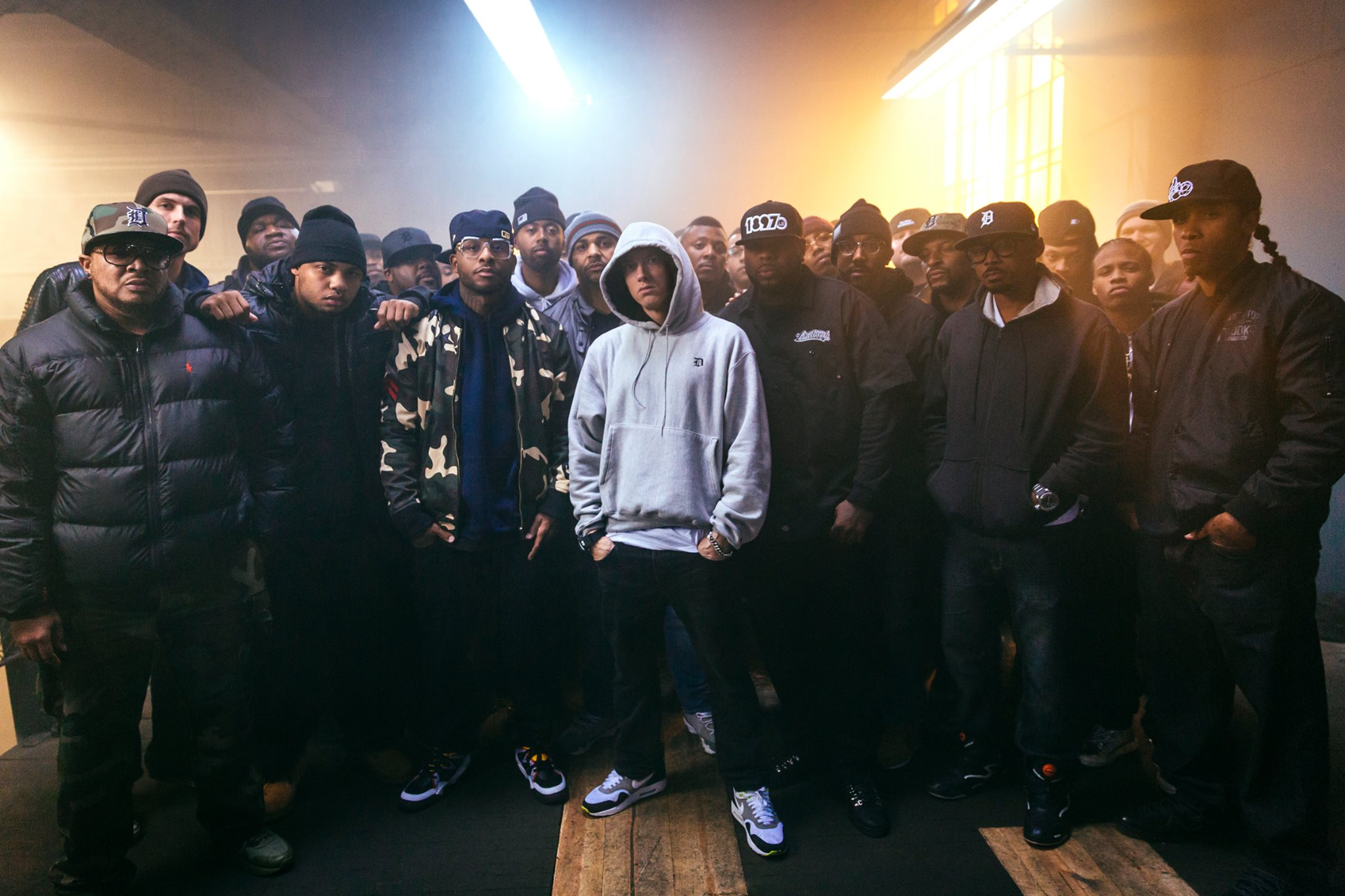 Music - Eminem Wallpap...